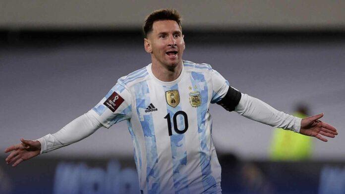 Con Hat-Trick ante Bolivia, Messi supera marca de Pelé