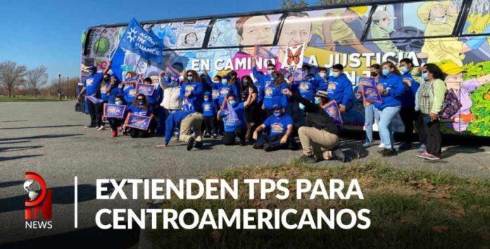 EE. UU. extiende el TPS para varios países