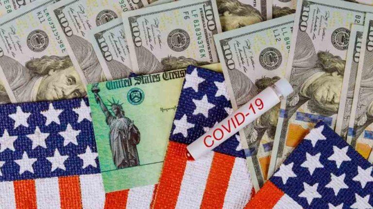 EE. UU. ha desembolsado $700 mil millones del paquete de estímulo