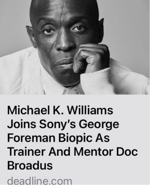 Encontraron muerto al actor Michael K. Williams