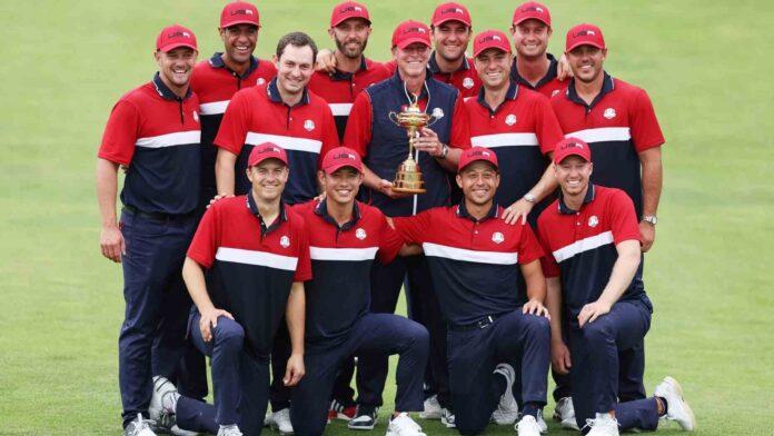 Estados Unidos en milagroso campeón del Ryder Cup