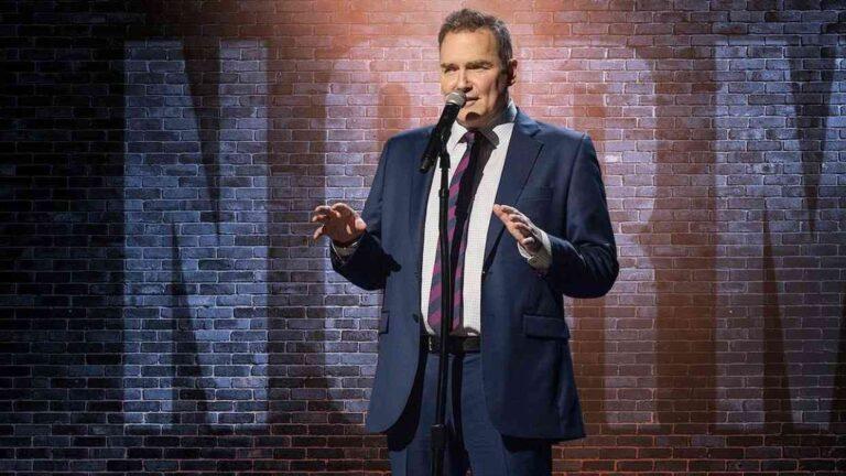 Falleció comediante Norm Macdonald de 'Saturday Night Live'