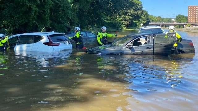 Ida deja al menos 42 muertos en inundaciones en nordeste de EEUU