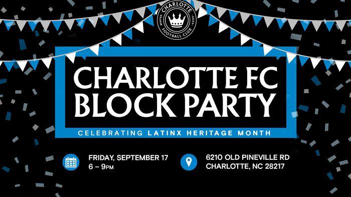 La fiesta de Charlotte FC para celebrar la herencia hispana