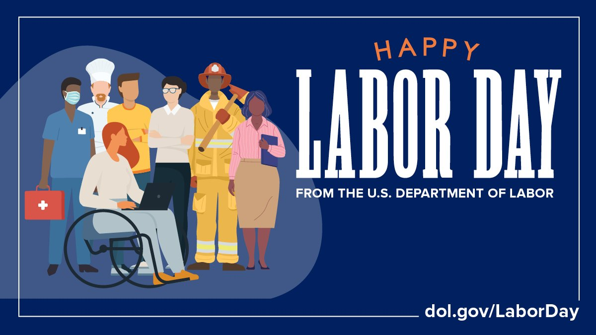 Labor Day en EE. UU en medio de escasez de trabajadores