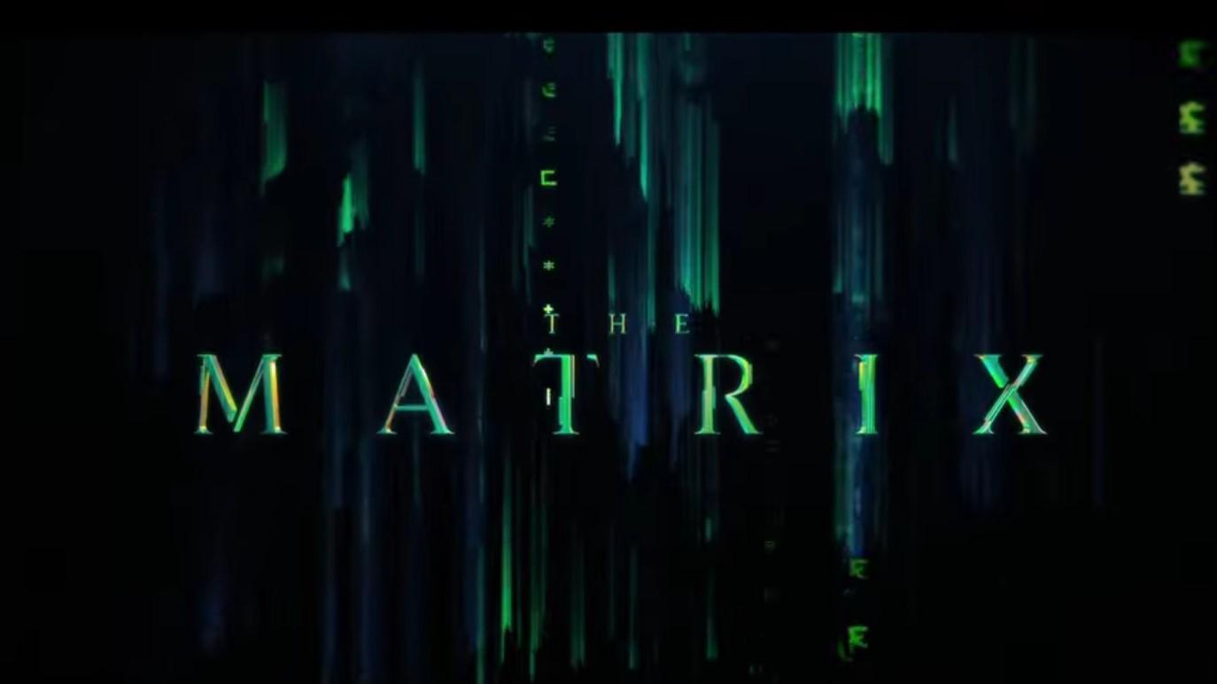 Lanzan el tráiler de The Matrix Resurrections