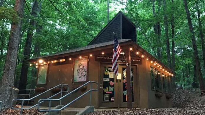 Opción fin de semana De campamento en McDowell Nature Preserve