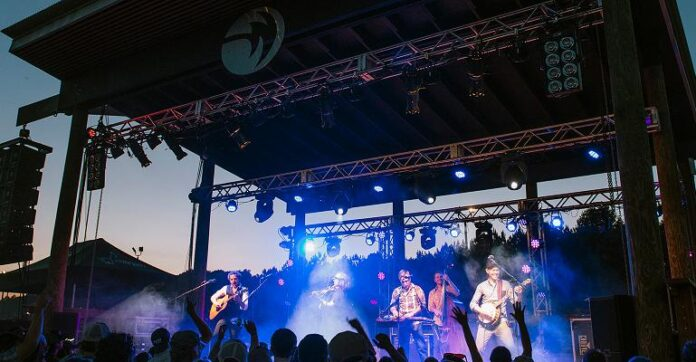 Opción fin de semana River Jam en Whitewater Center