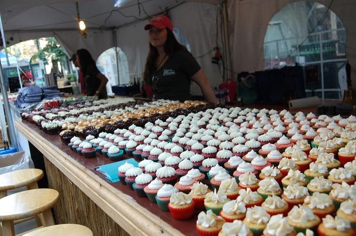 Opción fin de semana Tres días de Taste of Charlotte Festival