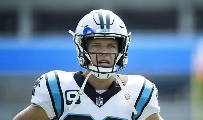 Panthers en buena racha pero Christian McCaffrey se lesionó