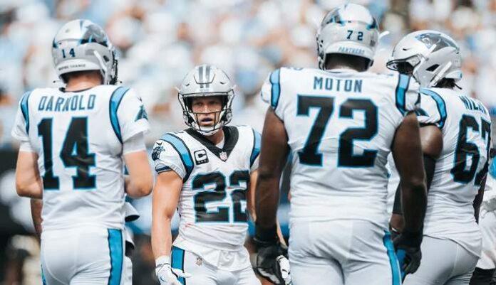 Panthers tienen esperanza de un pronto regreso de Christian McCaffrey