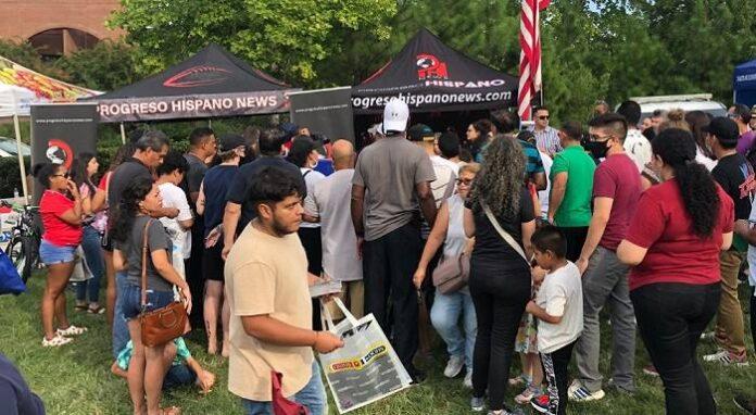 Rotundo éxito el Festival Latinoamericano