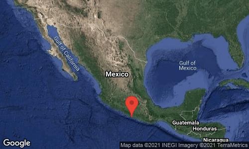 Terremoto de magnitud 7.1 en México dejó fallecidos y damnificados