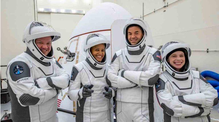 Una misión espacial exclusiva de civiles este 15 de septiembre