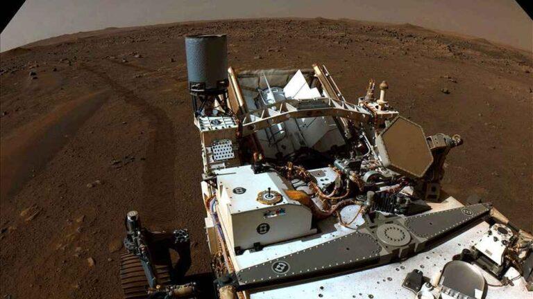 Vida en Marte: último hallazgo del Perseverance de la NASA
