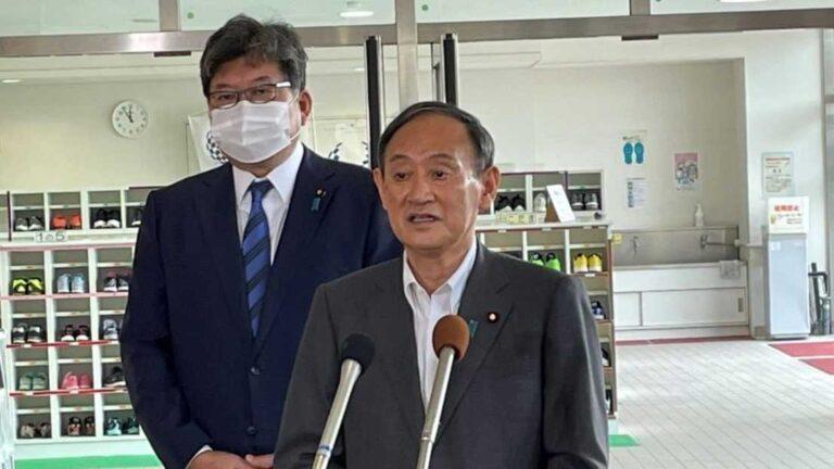 Yoshihide Suga viajará última vez a EE. UU. como primer ministro