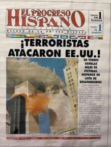 Ataque terrorista del 911