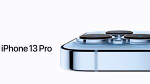 iPhone 13 batería duradera y fotos más claras