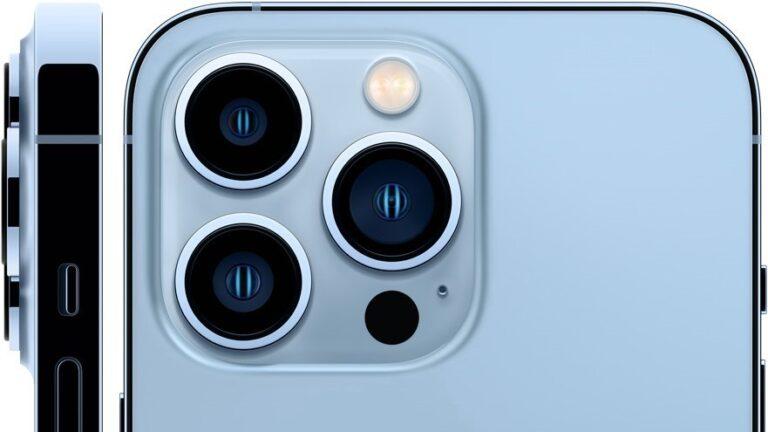 iPhone 13: batería duradera y fotos más claras