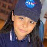 Adhara Pérez la niña prodigio mexicana