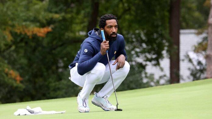 Avispas atacan a J.R. Smith en su debut en golf universitario