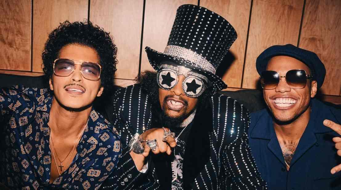Bruno Mars y Anderson Paak promocionan nuevo álbum 'An Evening With Silk Sonic'
