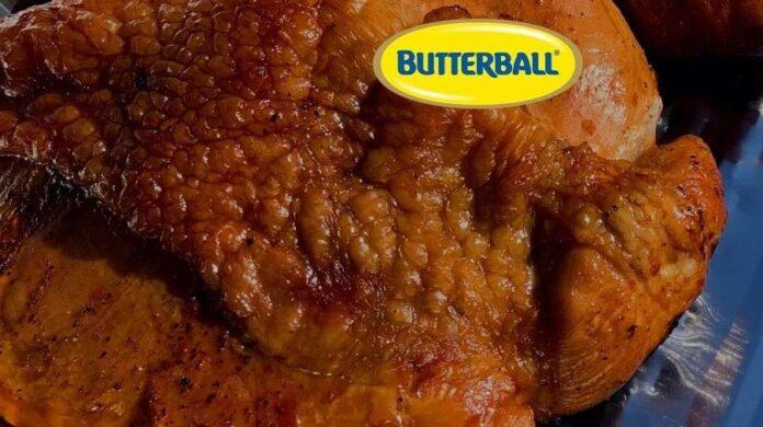 Butterball retira del mercado más de 14,000 libras de pavo