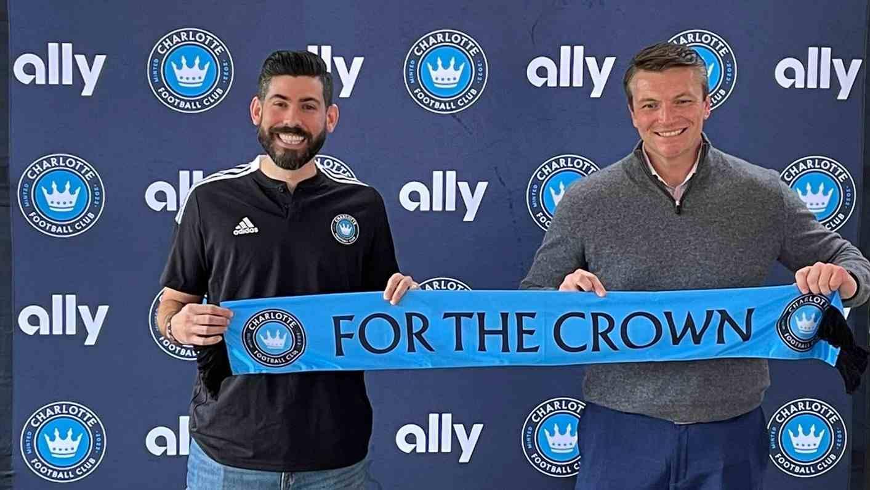 Charlotte FC presenta a Shawn McIntosh, como su nuevo CFO