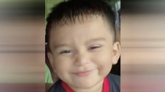 Christopher Ramírez de 3 años desparecido en Texas