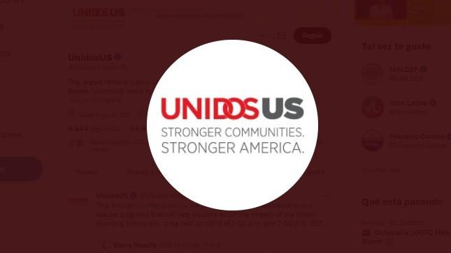 Grupo latino UnidosUS corta sus vínculos con Facebook