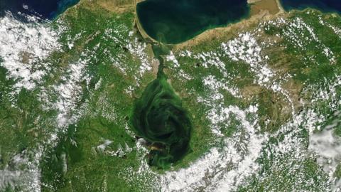 Lago de Maracaibo una tragedia económica, de salud pública y ambiental