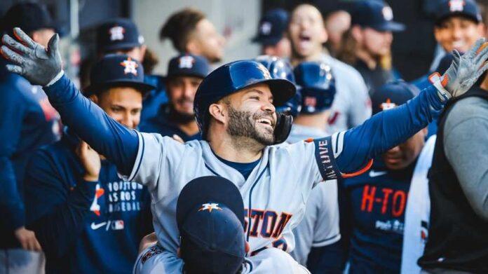 Los Astros de José Altuve pasan a la Serie de Campeonato