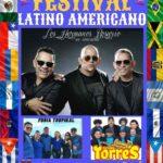Los Hermanos Rosario en concierto