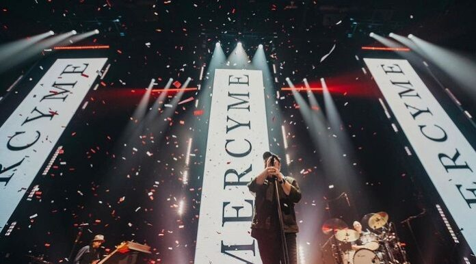 """MercyMe y su """"inhale (exhale) tour"""" llegan a Charlotte"""