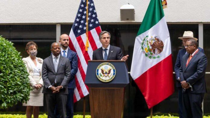 México y EE. UU. firman acuerdo de seguridad