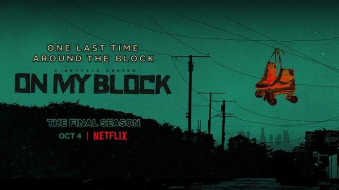 Netflix ya estrenó On My Block la última temporada