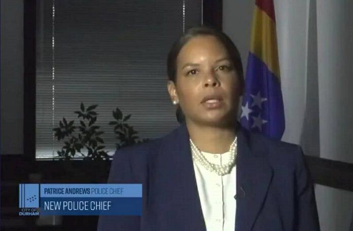Patrice V. Andrews será la nueva jefa de policía de Durham