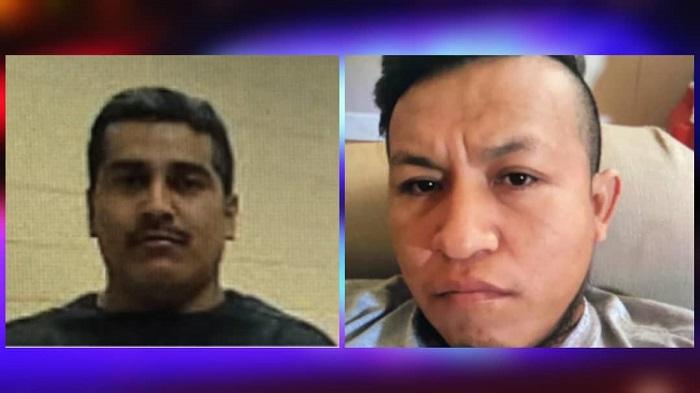 Policía busca a dos latinos sospechosos de asesinato