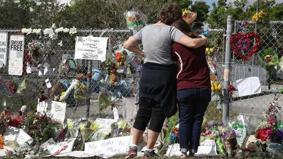 Tirador Nikolas Cruz atacó a guardia de la cárcel de Broward. Joe Raedle Getty Images