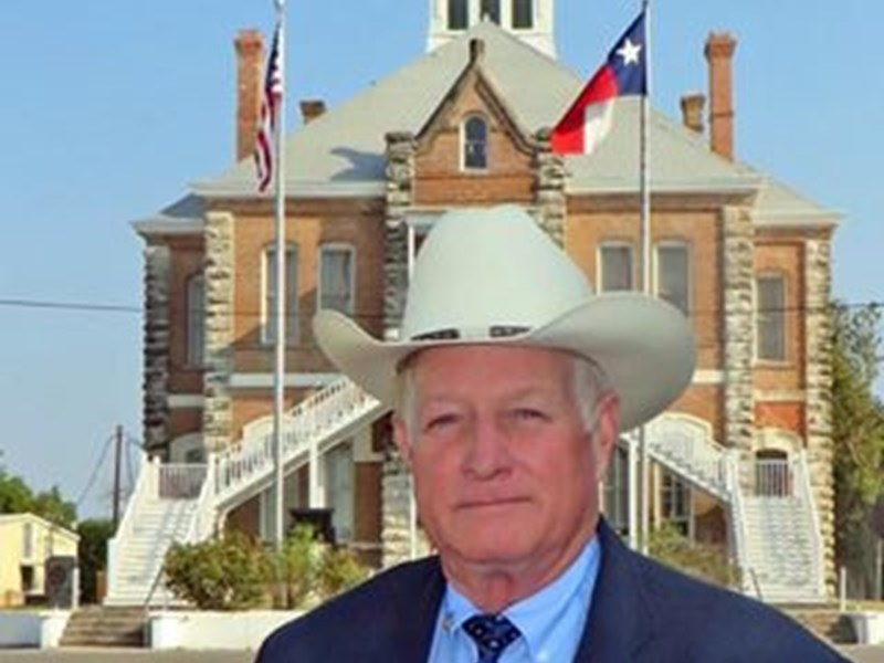 Sheriff del condado de Grimes, en Texas, Donald Sowell